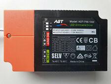 AGT LED Trafo / Netzteil dimmbar 40W für LED Panels, LED Einbauleuchten, Spots
