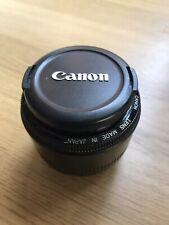Canon EF 50 mm F/1.8 Mark II for Canon - Black