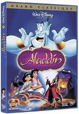 DVD *** ALADDIN *** Walt Disney N°37 ( neuf sous blister )