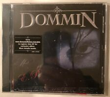 Dommin E.P. Exclusive CD Roadrunner Records (2009) Brand New Sealed