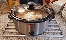 Sottopentola in acciaio Hot PAN Rack Cucina Lavoro Top Protettore Casseruola Rack