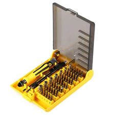 45 in 1 Mobile Phone Opening Screwdriver Set iPhone iPad Samsung Repair Tool Kit
