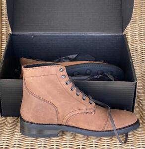 $199 NEW size 10 Thursday Boot Co Captain Boot Terracotta