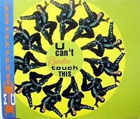 MC Hammer U can't touch this (Remix, 1990) [Maxi-CD]