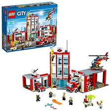 Sets y paquetes completos de LEGO Estación de bomberos, city