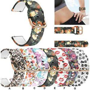 Replacement Silicone Watch Wrist Band Strap For Fitbit Versa 2/Versa Lite/Versa