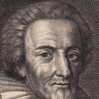 Portrait XVIIe François de Bonne De Lesdiguières Maréchal Connétable De France