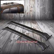 Black Factory Style Luggage Top Roof Rack Crossbar/Rail for Honda 09-15 Pilot