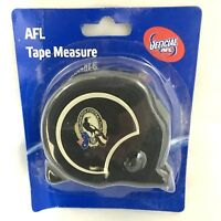 COLLINGWOOD MAGPIES - AFL OFFICIAL FOOTY 8m TAPE MEASURE BUILDERS MEASURING TAPE