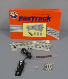 Lionel 6-12047 FasTrack O72 Remote Wye Switch
