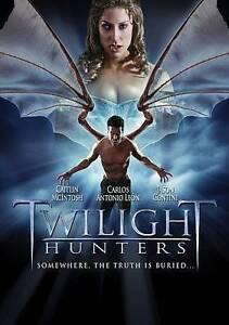 Twilight Hunters DVD   Caitlin McIntosh (Actor), Jason Contini (Actor)