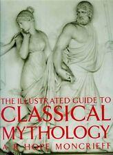 HUGE Illustrated Guide Classical Mythology 200 Pix Salvadore Dali Roman Greek