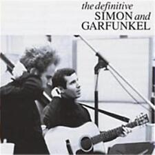 SIMON & GARFUNKEL The Definitive CD BRAND NEW