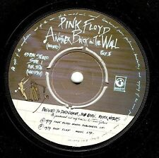 PINK FLOYD Another Brick In The Wall Vinyl Record 7 Inch Harvest HAR 5194 1979