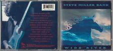 Steve Miller Band - Wide River (CD 1993) POLYDOR