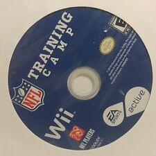 EA Sports Active: NFL Training Camp (Nintendo Wii, 2010) DISC ONLY #9262