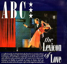 ABC - The Lexicon Of Love 1982 (Vinile = M (Mint) Cover = NM) LP 12""