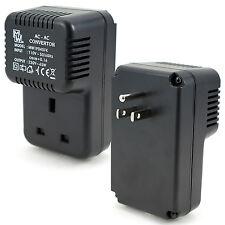 US Plug to UK Socket Voltage Step Up Converter *110V - 230V 45W* Travel Adapter