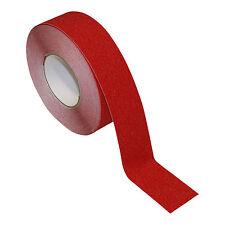 Antirutschband Universal Rot 100mm Klebeband Selbstklebend 18m Treppenband