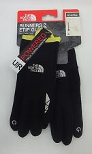 North Face Runners 2 Etip Gloves A6N4 TNF Black Size Small
