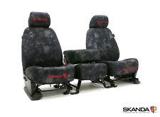 Camo Kryptek Typhon Neosupreme Front & Rear Seat Covers for Chevy Silverado