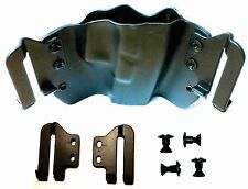 Optional Speed Clips with extra hardware for Outlaw OWB Holsters, Pair