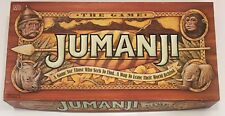 1995 Jumanji The Board Game Milton Bradley Only Missing The Number Die