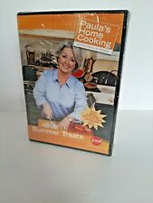 "Paula Dean's ""Home Cooking"" 3-Dvd Set_Summer Treats, Bbq, & Outdoor Eating New!"