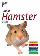 Mein Hamster von Claudia Toll   Buch   Zustand sehr gut