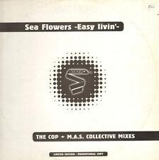 SEA FLOWERS - Easy Livin' (M.A.S. Collective , The Cop Rmxs) - Viper - VIP001P