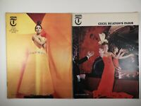 Vintage Weekend Telegraph 1966 #75 & #101 Cecil Beatons Paris & Paris Brings Sun