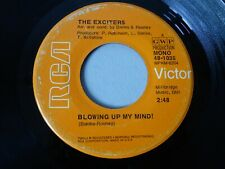 """NORTHERN SOUL WIGAN CASINO MECCA R&B 7"""" RECORD BLOWING UP MY MIND THE EXCITERS"""