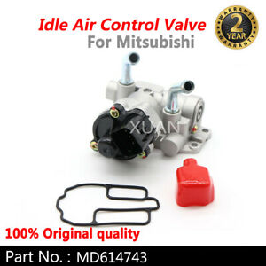 New MD614743 AC4148 Idle Air Control Valve Fit For Mitsubishi Mirage 1997-2000