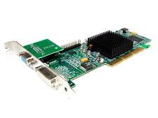 Matrox Millennium G550 Dual Head 32MB DDR DVI VGA AGP Graphics Card G55+MDHA32DR