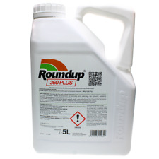 Roundup 360 SL 5 l. Herbicyd total