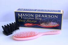 Mason Pearson NU2 Nylon Cepillo Universal-Rosa