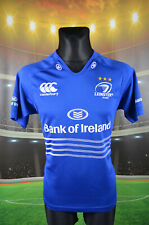 LEINSTER CANTERBURY IRISH RUGBY SHIRT (M) JERSEY TOP TRIKOT RARE MENS MEDIUM