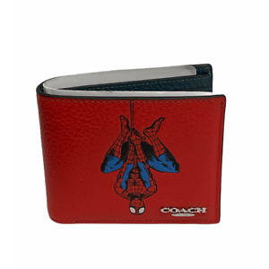 Coach X Marvel 3-In-1 Wallet With Spider-Man