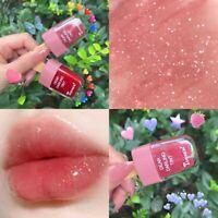 Women Giltter liquid lipstic waterproof long lasting lip gloss colors Makeup NEW