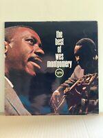 "Wes Montgomery – The Best Of Wes Montgomery Vinyl LP 12"" 1967 (LP292)"