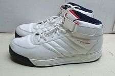 4301c733d4057c Reebok S Carter RbK Men s White Athletic Sneaker Lace Hi BasketBall Shoes  13M 47