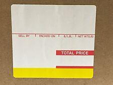 Ishida Scale Label 64Mm X 59mm 12 Rolls/Box