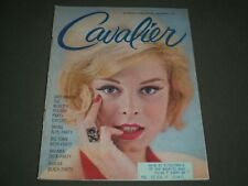 1962 DECEMBER CAVALIER MAGAZINE - DATE-MAKING - GREAT COVER - SP 6002