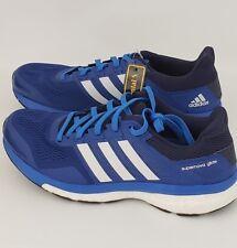 Adidas Supernova Glide Running Shoes Men's 9 Blue Sneakers AF6546