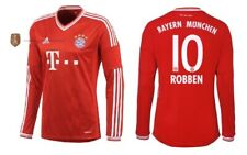 Trikot Adidas FC Bayern 2013-2014 Home Langarm WC - Robben 10 [S-XXL] FCB