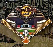 Hard Rock Cafe Yankee Stadium MLB Baseball 18 NYS Pin HRC 2018 New LE # 99759