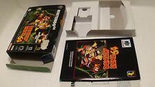 nur Original Verpackung von Donkey Kong - OVP N64
