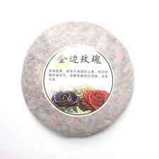 Organic Dried Yunnan Red Rose Flower Red Rose Bud Rosebud Tea Cake 200g