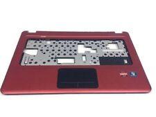 HP Pavilion DV5-2000 Palmrest Touchpad Red + Power Button Board 606887-001