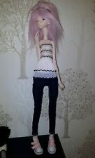 CLOTHES for BJD 1/4 doll (DollChateau) pink